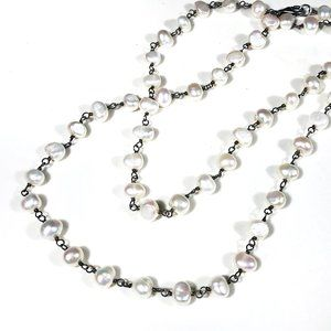 Silpada Freshwater Pearl 'Fresh Catch' Necklace